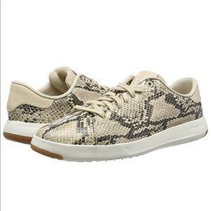Cole Haan Grand Sport Oxford Sneaker Size 8B